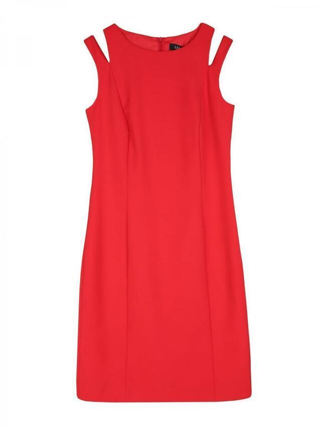 Top Secret šaty dámské červené s průstřihy na ramenou bez rukávu(437044) - 3 5faa017d711