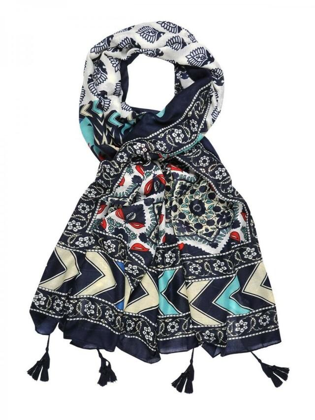 Top Secret šátek dámský tmavě modrý