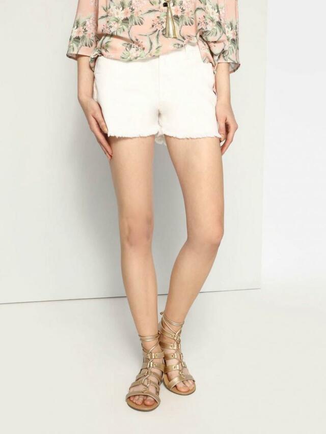 Top Secret šortky dámské jeans
