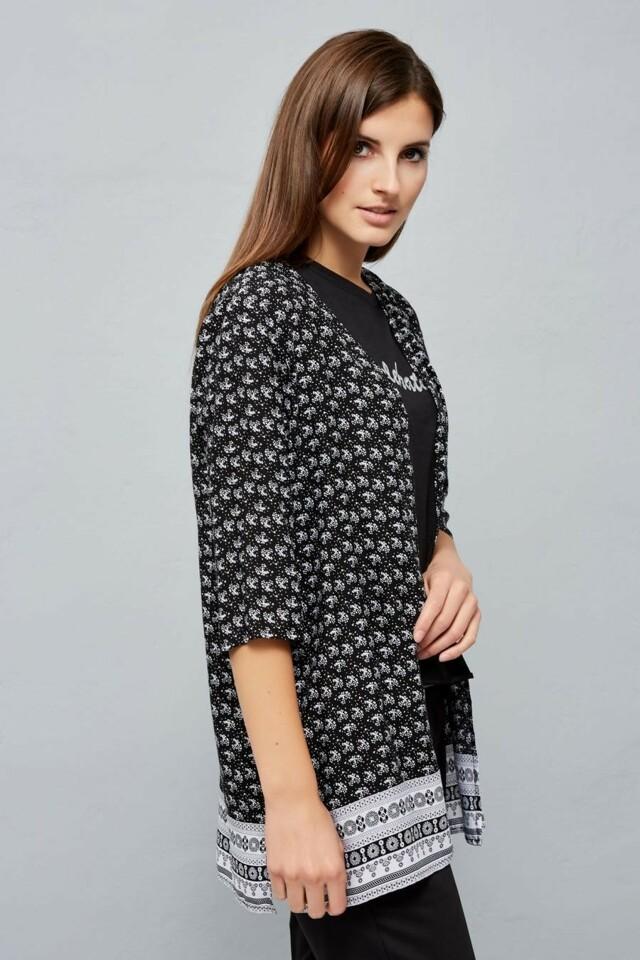Moodo Košile dámská dlouhý rukáv - S
