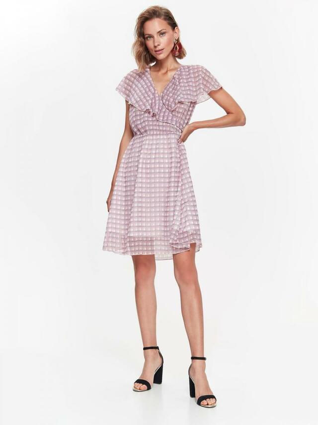 Top Secret šaty dámské růžové - 40