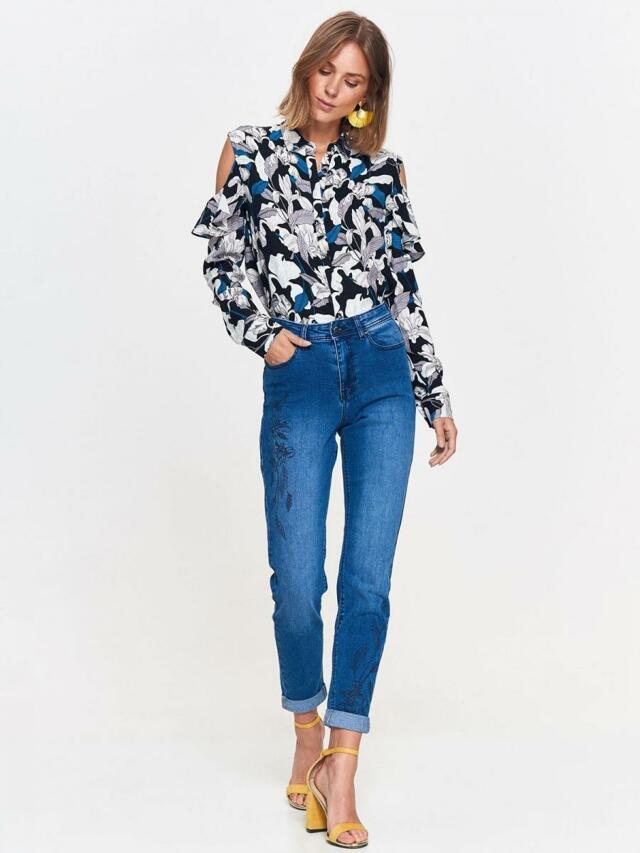 7a51fbb66af0 ... Top Secret Košile dámská květinová s dlouhým prostřiženým rukávem  (724760) - 8