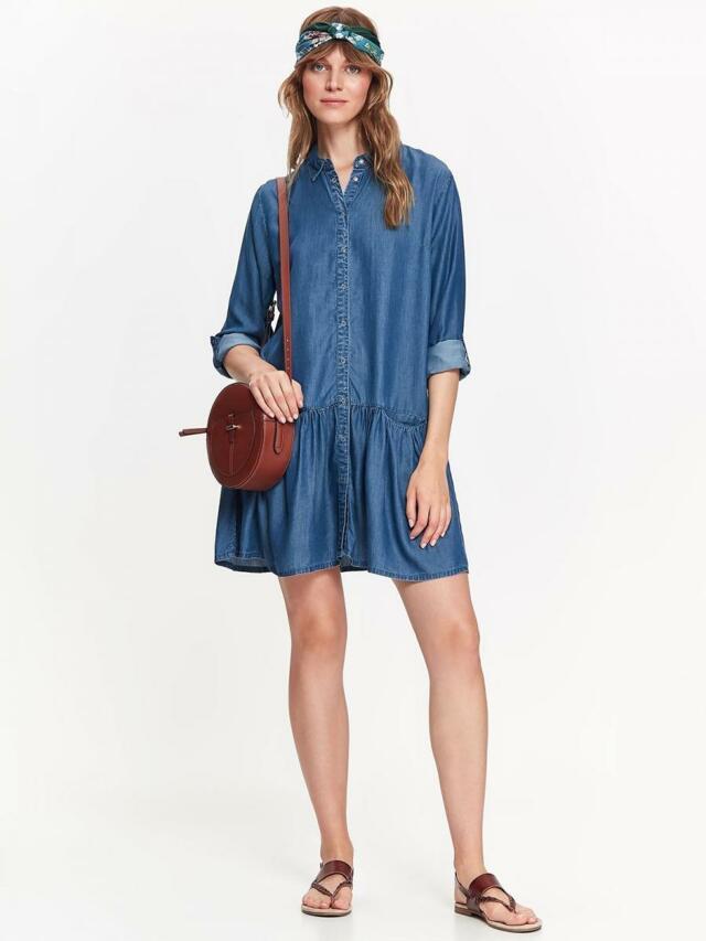 e7932af05c99 ... Top Secret šaty dámské jeans s dlouhým rukávem (804597) - 3 ...
