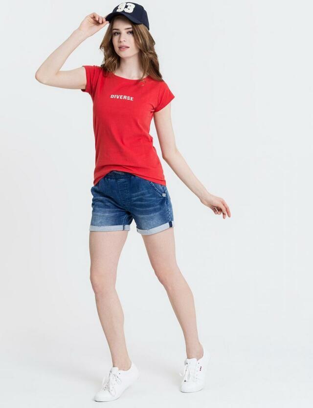 Diverse šortky dámské ALIK jeans(585813) - 2 96009f859e
