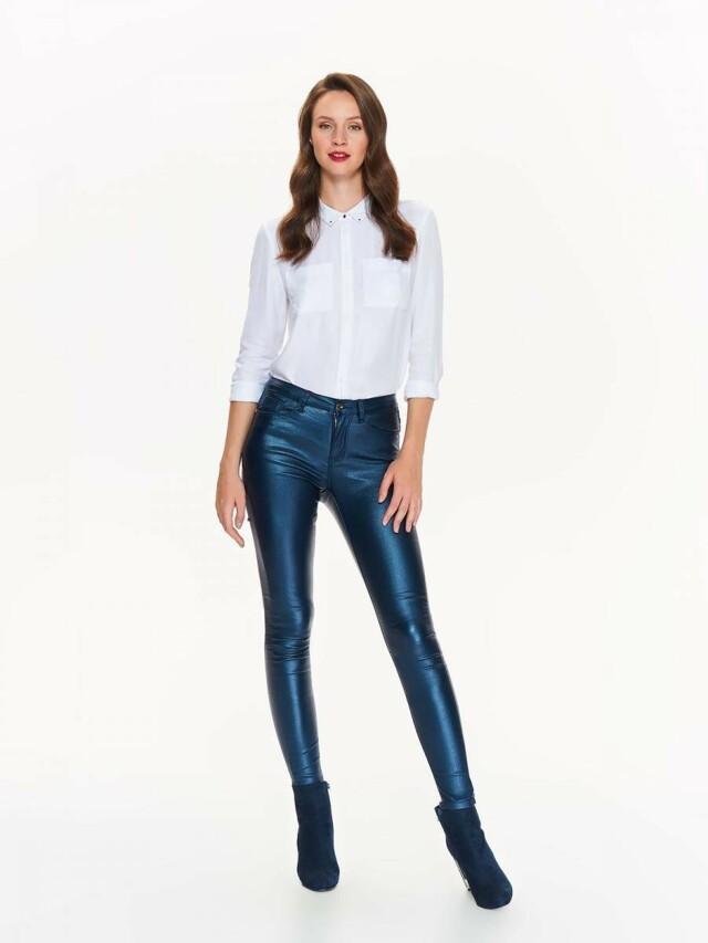 Top Secret Kalhoty dámské modré