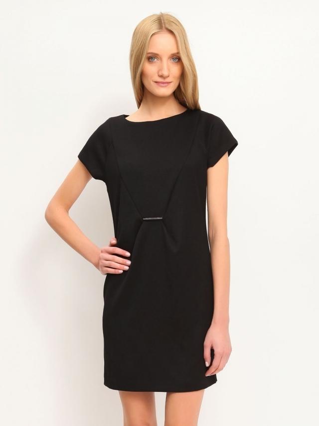 Top Secret šaty dámské krátký rukáv - 36