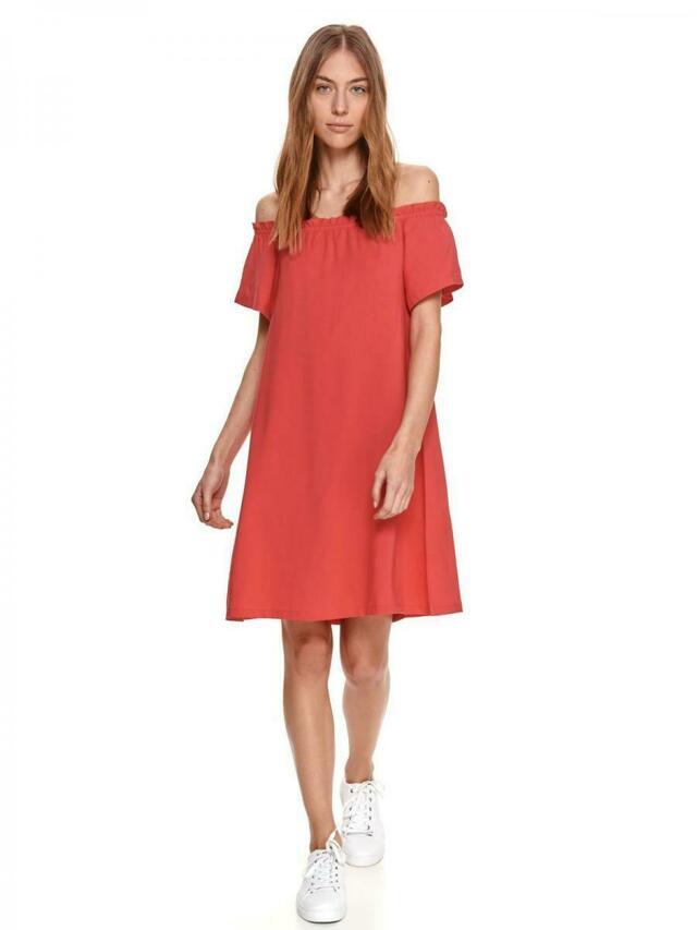 Top Secret Šaty dámské RED - 40