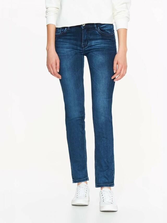 Top Secret Jeansy dámské modré - XL