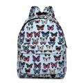 Batoh Lulu Butterfly - sv. modrý (477281) - 1
