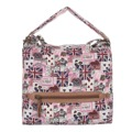 Kabelka K-Fashion British Jack HOBO II. - růžová (241450) - 1