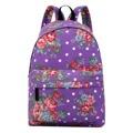 Batoh Lulu Vintage - fialový (305405) - 2