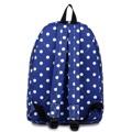 Batoh Lulu Dot - modrá (306453) - 3