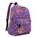 Batoh Lulu Vintage - fialový (305405) - 1