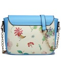 Kabelka crossboby Corry Floral - modrá (442743) - 3