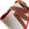 Filcová taška Felt Shopper - zelená (306926) - 3