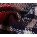Luxusní šátek CROSS red (65538) - 2