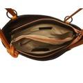 Kabelka batoh Connie kožená - černá (536584) - 4