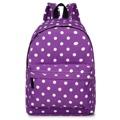 Batoh Lulu Dot - fialový (451568) - 3