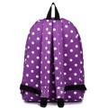 Batoh Lulu Dot - fialový (451568) - 2
