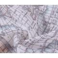 Luxusní šátek Pink Map (62680) - 2