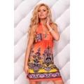 Dámské sexy šaty Lili HS723 M (912120) - 1
