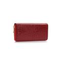 Peněženka Fashion Only Croco - vínová (91761) - 1