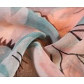 Luxusní šátek Floral (62672) - 2