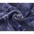 Luxusní šátek Batika Kare blue (65543) - 3