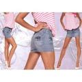 Dámská Jeans sukně CC724 (912109) - 2