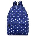 Batoh Lulu Dot - modrá (306453) - 2