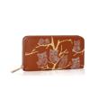 Peněženka Fashion Only Owl - hnědá (64916) - 1