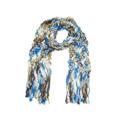 Luxusní šála Berdy - modrá (423652) - 1