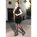 Kabelka Fashion Only Elegance - růžová (65877) - 6
