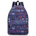 Batoh Lulu Butterfly - modrý (306452) - 2