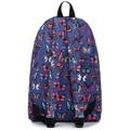 Batoh Lulu Butterfly - modrý (306452) - 3