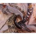 Luxusní šátek Animal Orange (424039) - 3
