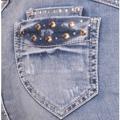 Dámská Jeans sukně CC724 (912109) - 5