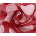 Luxusní šátek Dot Red (65547) - 3