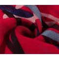 Luxusní šátek Abstract Red (65526) - 2