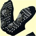 Zahřívací turmalínové masážní ponožky (62437) - 1