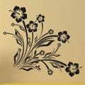 Samolepka na zeď Květiny 039 (146278) - 1