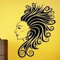 Samolepka na zeď Dívka 014 (146124) - 1