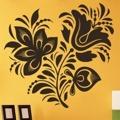 Samolepka na zeď Ornamenty z rostlin 018 (146422) - 1