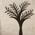 Samolepka na zeď Strom 045 (146650) - 1