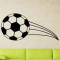 Samolepka na zeď Fotbalový míč 0573 (577006) - 1
