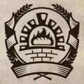 Samolepka na zeď Pizza pec 0131 (572095) - 1