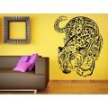 Samolepka na zeď Leopard 001 (146334) - 2