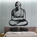 Samolepka na zeď Budha 002 (146098) - 1
