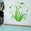 Samolepka na zeď Květiny 004 (146245) - 1