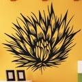 Samolepka na zeď Kytka 006 (146316) - 1